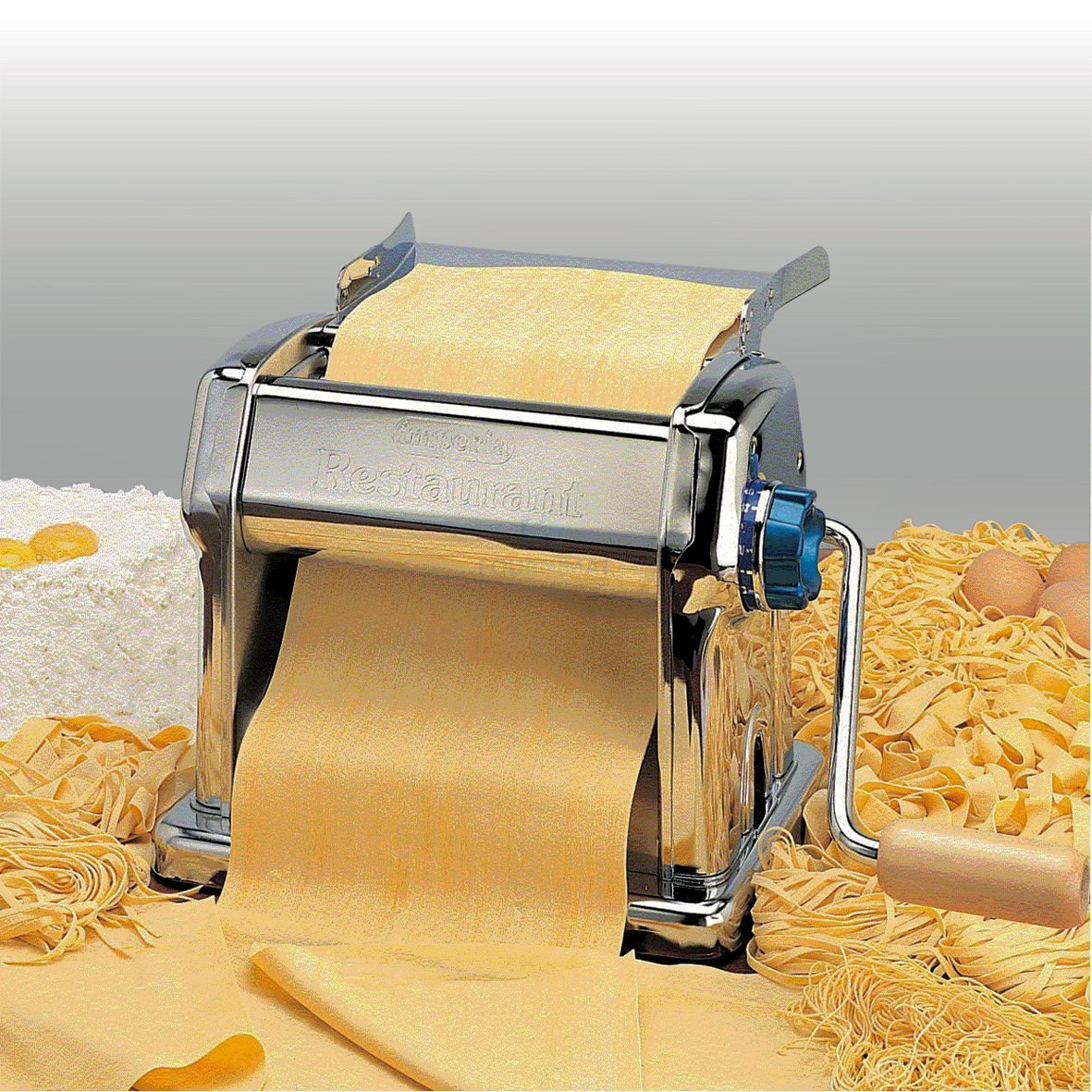 Машинка для раскатки теста в домашних условиях эльдорадо