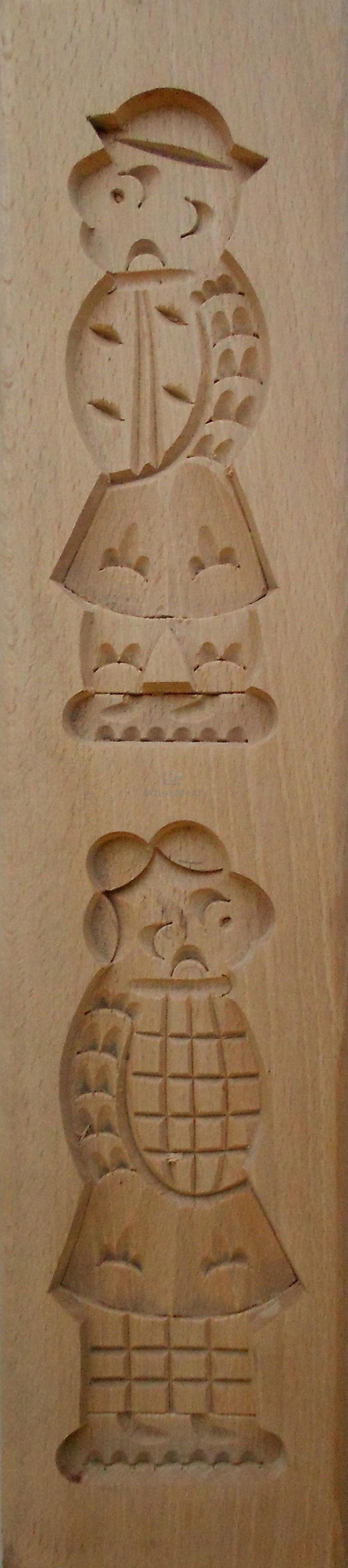 moule sp culoos 2 x personnages homme femme de 18cm en hauteur moules sp culoos fournimat. Black Bedroom Furniture Sets. Home Design Ideas