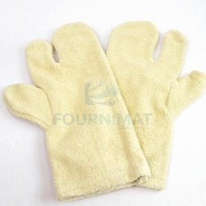 Gant en coton 2 doigts
