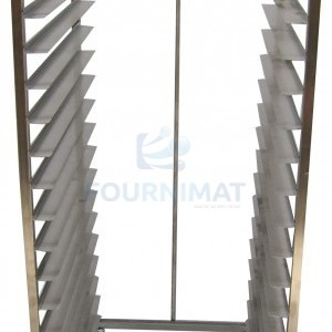 Baking Trolleys for W.P. ovens 80x60, 16 levels