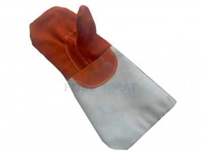 Moufles et gants en cuir