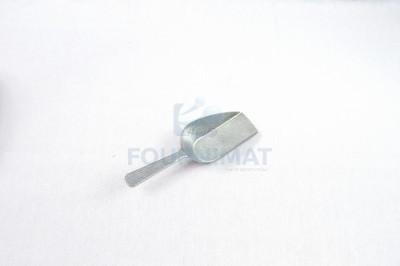 Aluminium flour shovel 21cm (150gr)