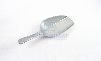 Aluminium flour shovel 33.5cm (500gr)