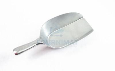 Aluminium flour shovel 40cm (1,500gr)