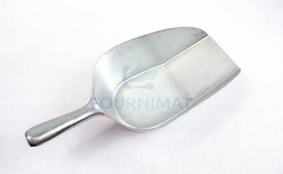 Aluminium flour shovel 43cm (2kg)