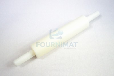 Polypropylene rolling pin without handle