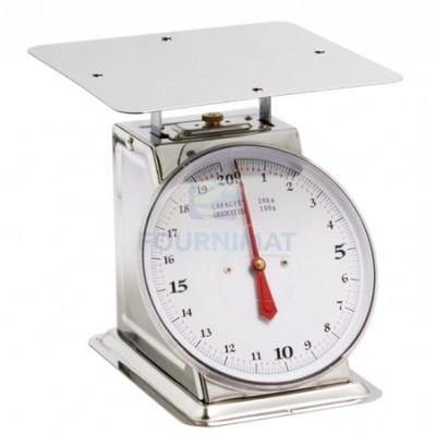 Balance mécanique avec plateau 20kg