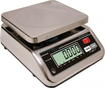 Stainless steel electronic scales waterproof 15kg