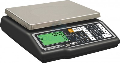 Electronic shop scales Pro with price/kg