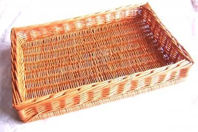 Wicker basket 40X58 open