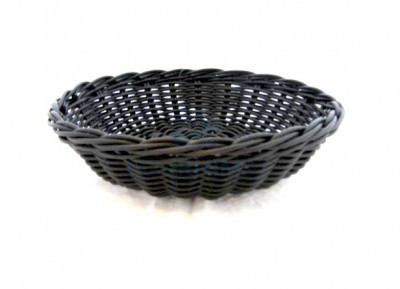 Rectangular composite basket 40x11cm