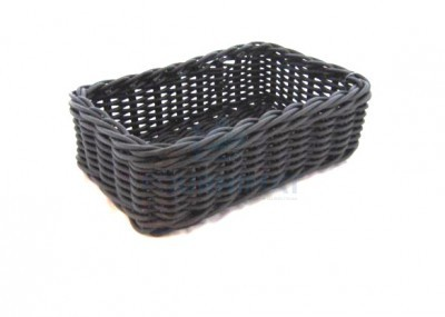 Rectangular composite basket 30x20x10cm