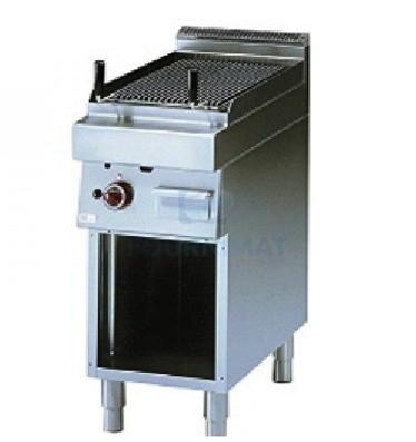 Pedestal gas grill