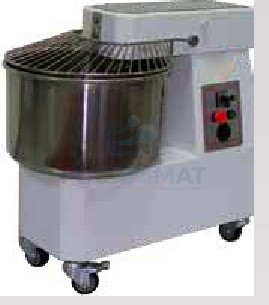 Spiral kneading machine 53L 44kg