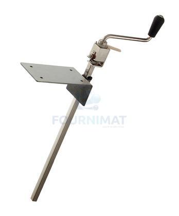 Professional tin opener