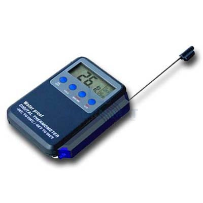 Probe thermometer