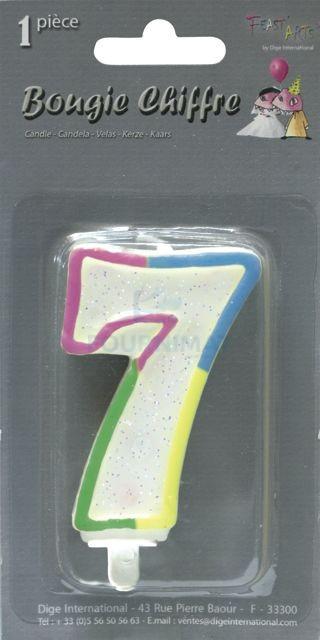 Candle N°7