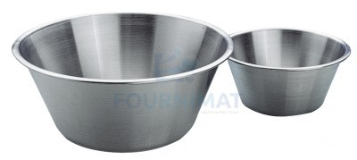 Round bowl flat bottom