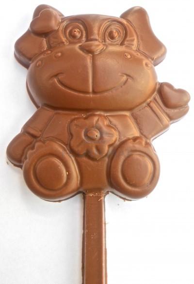 Moule à chocolat en silicone cul de poule
