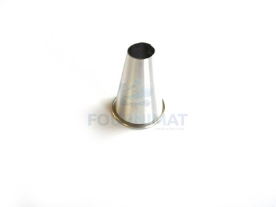 Even stainless steel nozzle