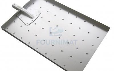 Pelle en aluminium