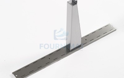 Shelf support for adjustable console stainless steel 11002601, 11002602, 11002603