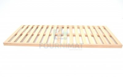Laths for wooden trolley