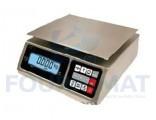 Balance électronique en inox de magasin 10kg