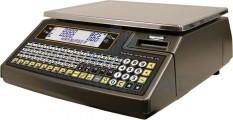 Balance électronique avec ticket ou étiquette