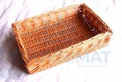 Wicker basket 45X30 open