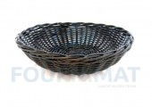 Round composite basket