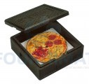 Thermobox à pizza 41cm dimension interne 35x35cm