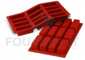 12 Mini cakes 79x29mm 70ml
