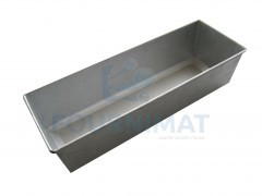 Bread pan special height on request