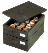 Thermobox for pastry internal dimension 62.5x42.5cm