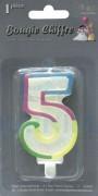 Candle N°5