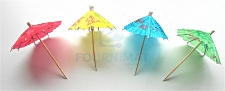 Chinese umbrella box of 144 units